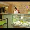 Bar Vitamin nell'Oasi Benessere del Wellness Hotel Gyula