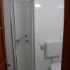Hotel Hid Budapest Ungheria - stanza de bagno con doccia