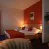 Camera doppia superior all'Hotel Kikelet a Pecs . hotel con centro benessere a Pecs