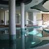 Piscina del centro wellness dell'Hotel Kikelet a Pecs - fine settimana wellness nella parte mediterranea dell'Ungheria