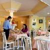 Ristorante all'Hotel Kristaly a Keszthely offre piatti tradizionali ungheresi