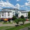 Hotel Kristaly a Keszthely al Lago Balaton con mezza pensione e con sconti