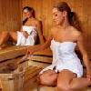 Sauna - Hotel Lover Sopron - czterogwiazdkowy hotel welness w najpiękniejszym kwartale miasta