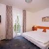 Hotel Luna Budapeszt - 3 gwiazdkowy hotel w Budzie - pokój z łóżkiem francuskim