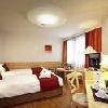 Mercure Budapest City Center - chambre d'hôtel antiallergique dans le centre de Budapest près du pont Erzsebet