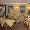 Зал для завтрака в красивом и спокойном отеле Молнар на горе Сечени