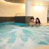 Jacuzzi all'Hotel Palace a Heviz - hotel benessere 4 stelle a Heviz