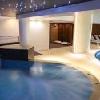 Piscina d'esperienza con jacuzzi all'Hotel Palace a Heviz - servizi benessere a Heviz - weekend benessere a Heviz
