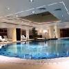 Weekend di wellenss a Heviz - lago termale di Heviz - Hotel Palace a Heviz - appartamenti all'Hotel Palace - piscina interiore