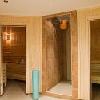 Sauna e benessere nell'Hotel Palace Palota a Heviz - hotel con centro terapeutico a Heviz