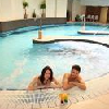 Weekend di benessere nell'Hotel Palace - Heviz - piscina d'esperienza, massaggi, saune e sala fitness all'Hotel Palace a Heviz