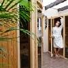 Sauna all'Hotel Piroska a Bukfurdo - hotel a 4 stelle a Buk in Ungheria