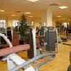 Sala fitness dell'Hotel Aquaworld Budapest