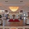 Lobby all'Hotel Aquaworld Resort Budapest - hotel di wellness a Budapest