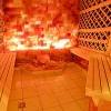 Camera di sale nel centro benessere dell'Hotel Aquaworld Resort Budapest