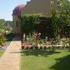 Hotel Favoloso Shiraz Egerszalok - giardino - hotel a 4 stelle vicino al complesso termale esclusivo di Egerszalok