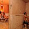Hammam nel padiglione balneare nord-africano dell'Hotel Shiraz Egerszalok
