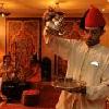 Adunanza di narghilé, atmosfera orientale e té moresco all'Hotel Shiraz Egerszalok