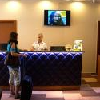 Reception of Six Inn Hotel in the center of Budapest at discount price with online booking