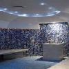 La cabina di ghiaccio dell'Hotel Zenit a Vonyarcvashegy