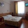 Hotel Zuglo w Budapeszcie w spokojnej dzielnicy - sypialnia