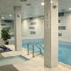 Basen hotelowy - Hotel Zuglo w Budapeszcie w spokojnej dzielnicy