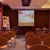 Sala riunione moderna all'Hotel Ibis Budapest Citysouth***