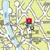 Pianta Budapest - hotel Ibis Budapest City - alberghi a 3 stelle nel cuore di Budapest