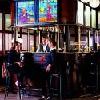 Lobby bar all'Hotel Ibis Vaci ut a Budapest, vicino alla stazione Ovest