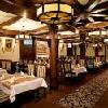 Ristorante dell'Hotel Kapitany a Sumeg - specialitá internazionali, piatti leggeri e ghiottonerie medievali a Sumeg