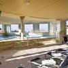 Centro wellness con piscina d'esperienza a Sumeg all'Hotel Kapitany