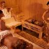 Sauna nell'Hotel Karos Spa a Zalakaros****