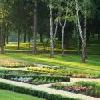 Il parco attorno al Castello La Contessa a Szilvasvarad