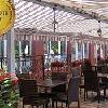 Terrazza panoramica collegata al ristorante - Hotel Duna Relax Event Rackeve