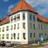 Hotel Korona Eger con servizi benessere e con mezza pensione