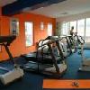 Sala fitness dell'Hotel Lido - albergo economico a Budapest
