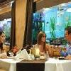 Prima colazione buffet all'Hotel Mendan a Zalakaros - hotel con centro benessere accanto al bagno termale di Zalakaros