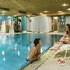 Piscina per nuotare al Mercure Budapest Korona - servizi wellness al Mercure Budapest Korona - hotel 4 stelle a Budapest
