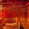 Centro fitness al Hotel Budapest Museum - sauna e sala fitness a Budapest all'hotel Mercure