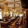 Sala per la prima colazione al Novotel Budapest Centrum