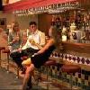 Drink bar al Novotel Budapest City - hotel moderno a Budapest per i viaggiatori d'affari