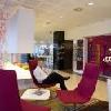 Lobby dell'hotel a 4 stelle Novotel di Budapest - Novotel Budapest City