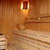 Sauna al Novotel Budapest Danube - hotel Novotel sulla sponda del Danubio con vista