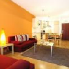 Appartamento elegante nel quartiere ebraico di Budapest