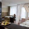 Camera di lusso all'Hotel Ozon a Matrahaza - camera con vista panoramica