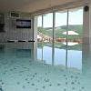 Piscina d'esperienza con vista panoramica sulle foreste circostanti - Hotel Ozon a Matrahaza