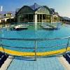 Park Inn Sarvar 4* piscina all'aperto nell'hotel benessere