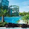 Parco acquatico a Esztergom presso il Portobello Wellness Yacht Hotel