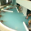 Acqua termale a 38 gradi a Egerszalok presso l'hotel Saliris