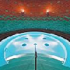 Saliris Wellness Hotel jacuzzi con echi speciali a Egerszalok